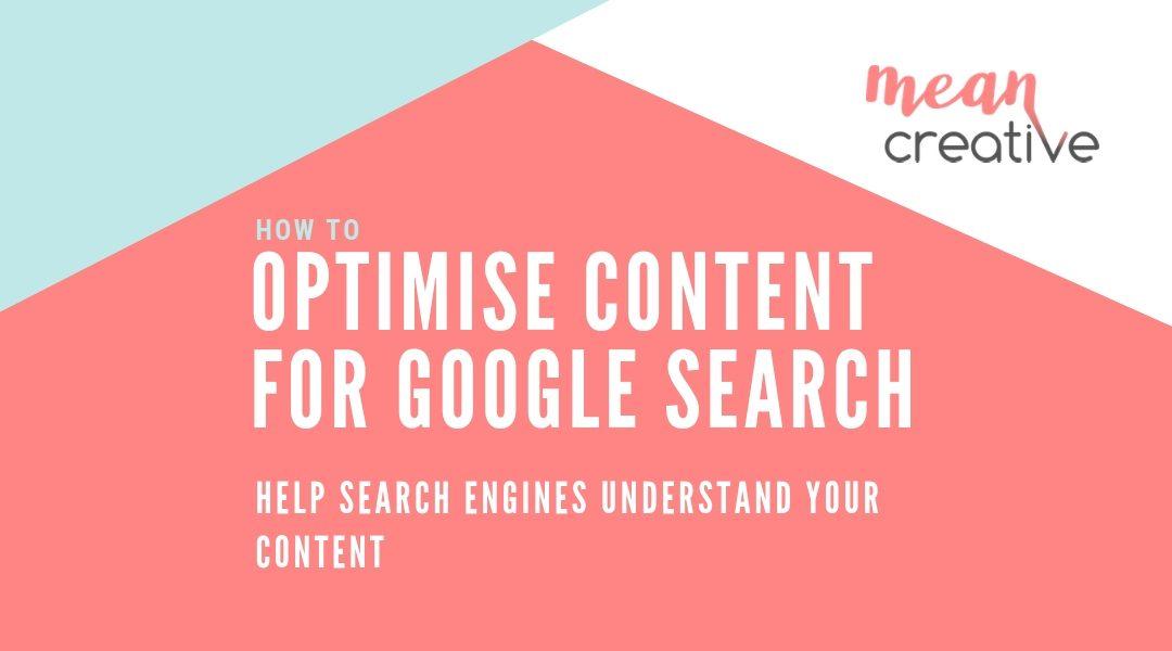 search engine optimisation - onpage optimisation
