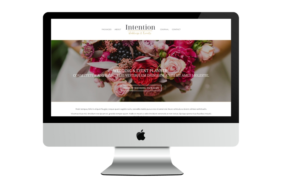 Six Page Celebrant Website 5
