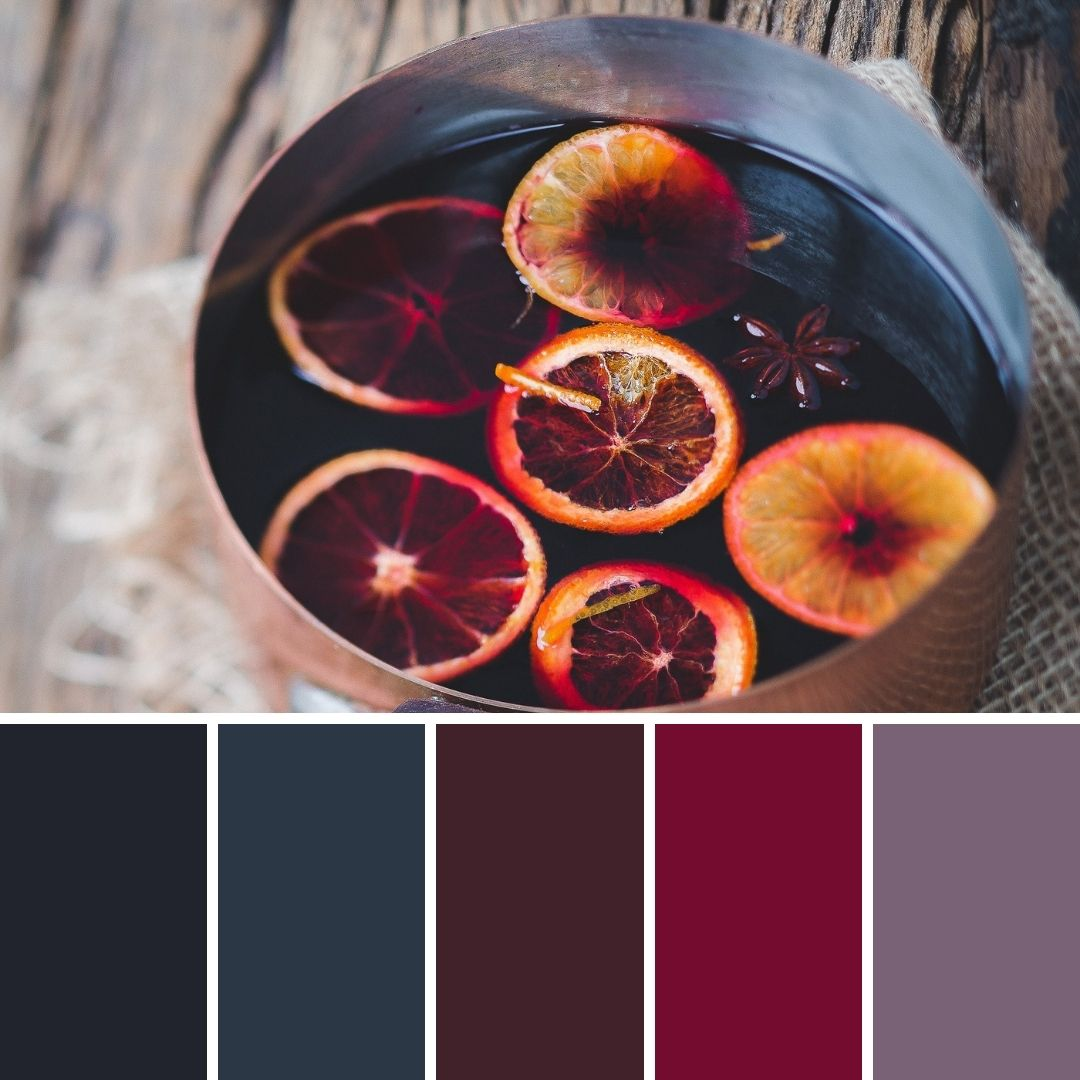 14 Winter Brand Colour Palettes for Inspiration 2
