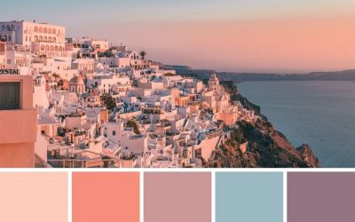 8 SUMMER BRAND COLOUR PALETTES + HEX CODES