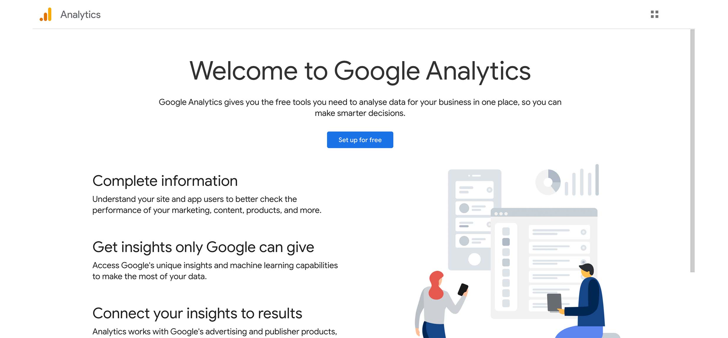 How to Set up Google Analytics: The Complete Guide (with pictures)