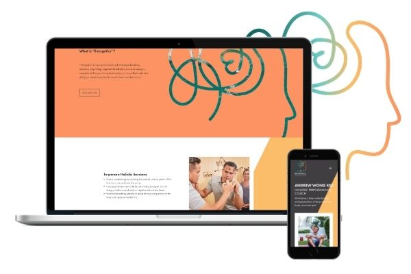branding and website design performance coach