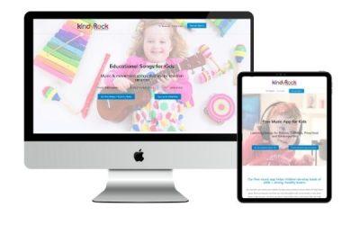 Kids App & Membership Website Redesign
